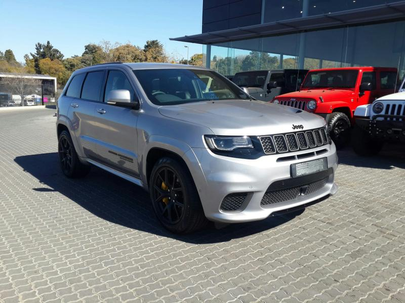 Jeep Grand Cherokee Trackhawk For Sale In Sandton Id 25092985