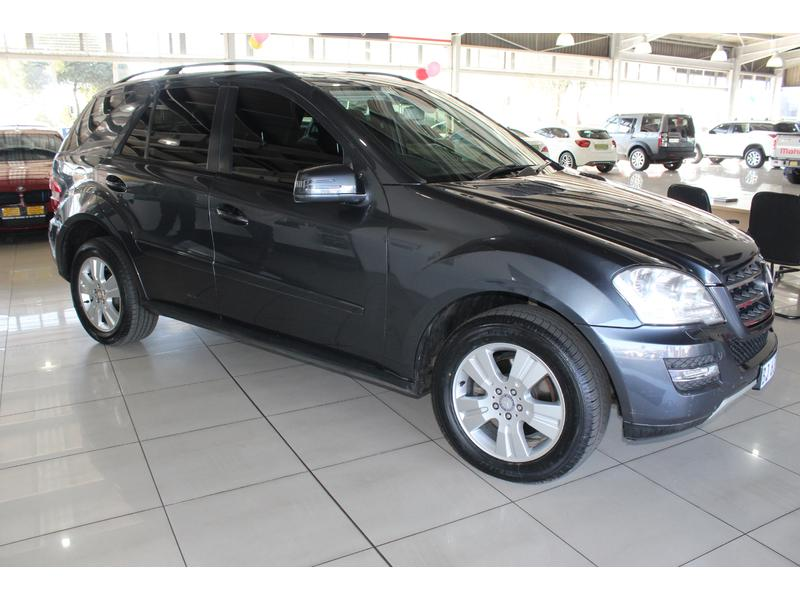 2011 Mercedes-Benz ML ML350CDI
