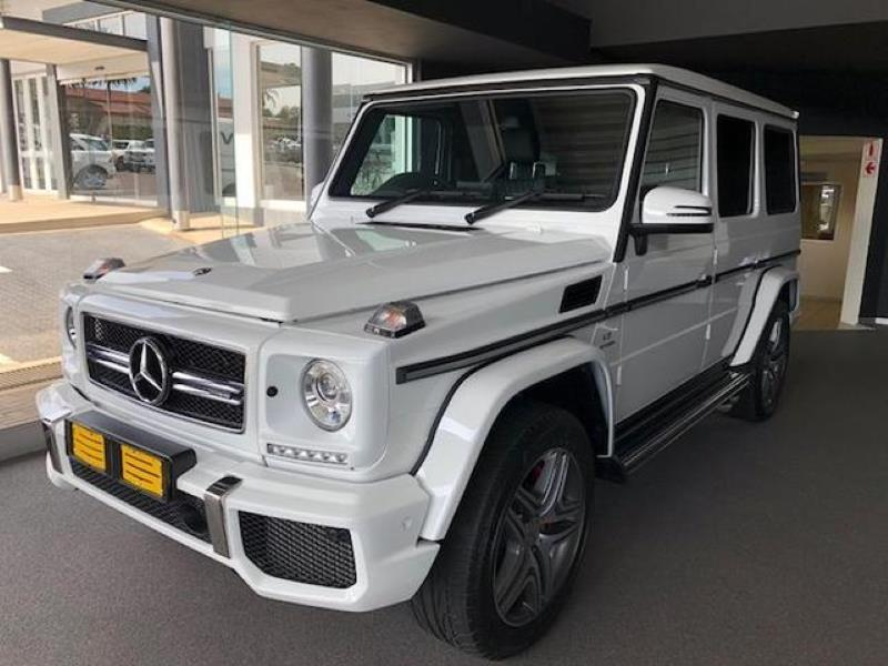 Mercedes Amg G Class G63 For Sale In Ermelo Id 24885670 Autotrader