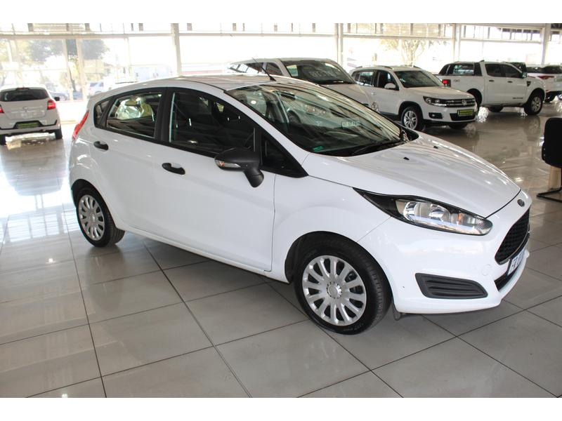 2017 Ford Fiesta 5-Door 1.0T Ambiente