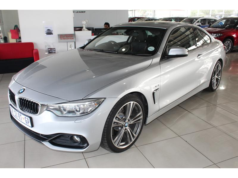 2014 BMW 4 Series 428i Coupe Modern Auto- Picture 7