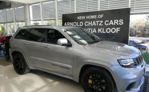 Jeep Grand Cherokee Trackhawk Cars For Sale In South Africa