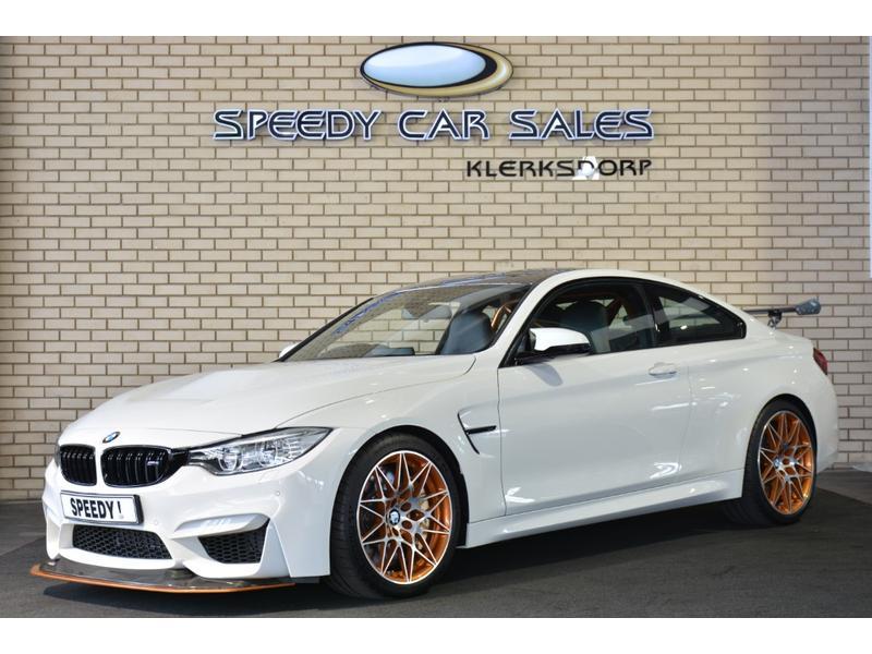 BMW M4 (GTS) at Speedy Car Sales