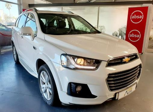 Chevrolet Suvs For Sale In Western Cape Autotrader