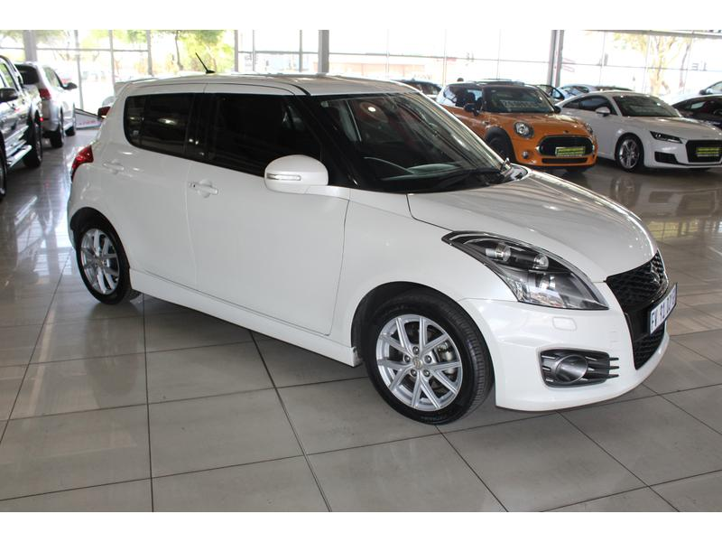 2017 Suzuki Swift Hatch 1.6 Sport