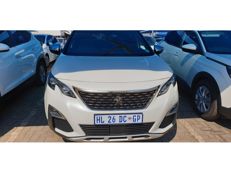 2018 Peugeot 3008 1.6 Thp Gt-Line+ At