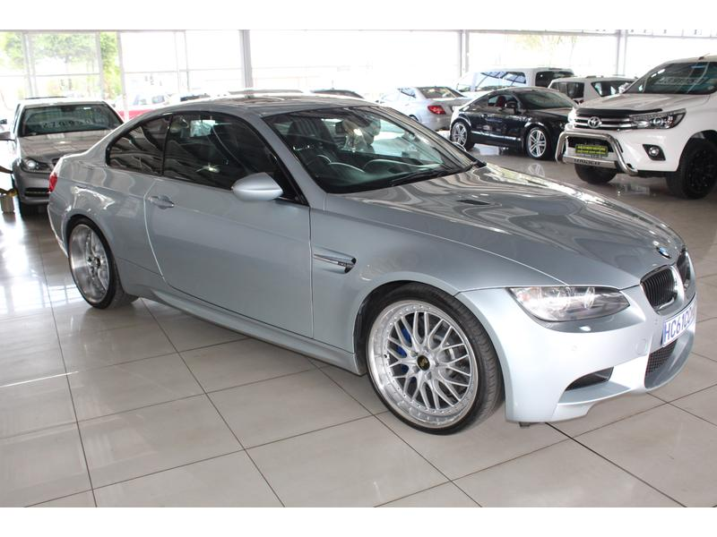 2012 BMW M3 Coupe Auto