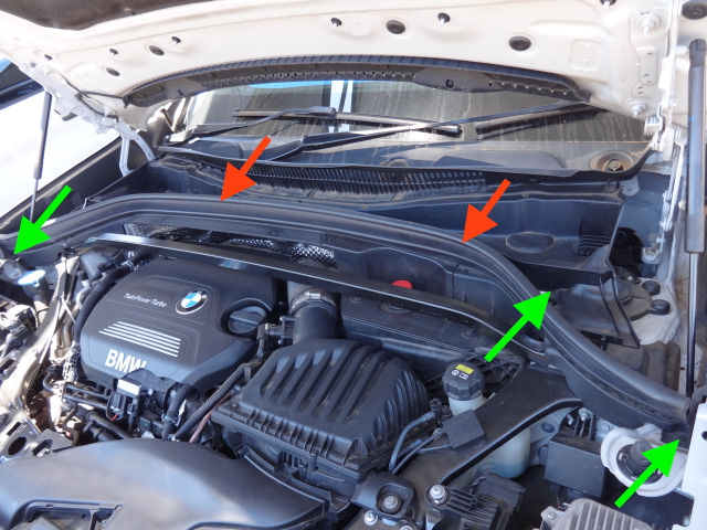 How To Replace The Car Battery On A Bmw X2 Car Ownership Autotrader