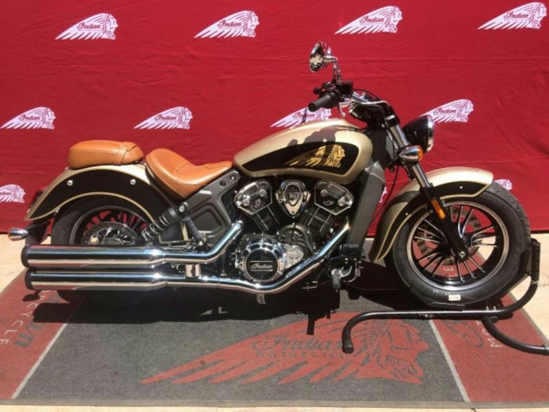 Indian Scout 1133 ICON 2020