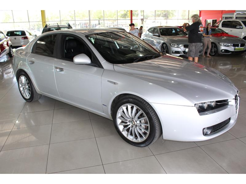 2012 Alfa Romeo 159 3.2 Q4 Distinctive