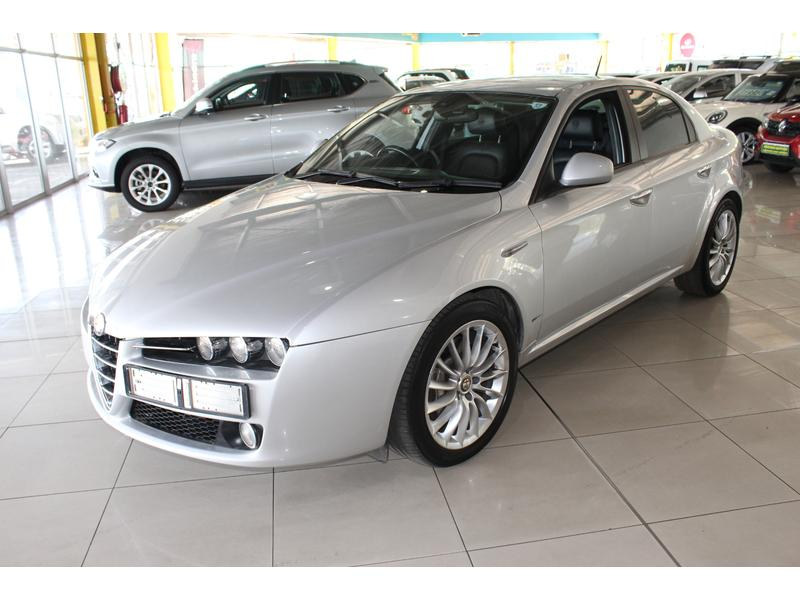2012 Alfa Romeo 159 3.2 Q4 Distinctive- Picture 7