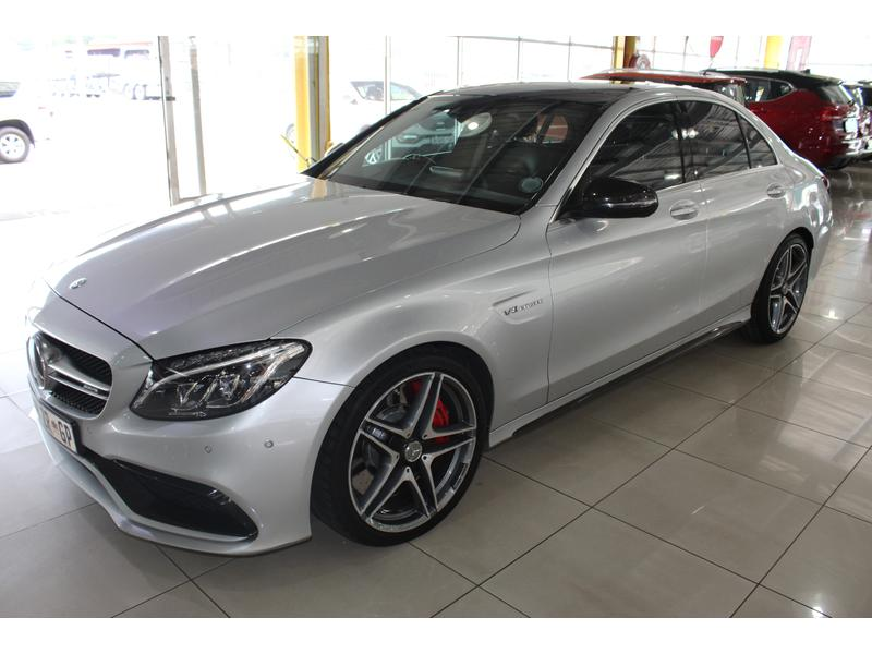 2016 Mercedes-AMG C-Class C63 S- Picture 4