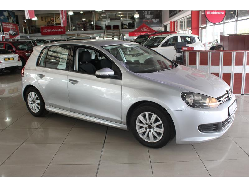 2011 Volkswagen Golf 1.6TDI BlueMotion
