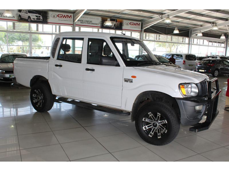 2012 Mahindra Scorpio Pik-up 2.2CRDe Double Cab