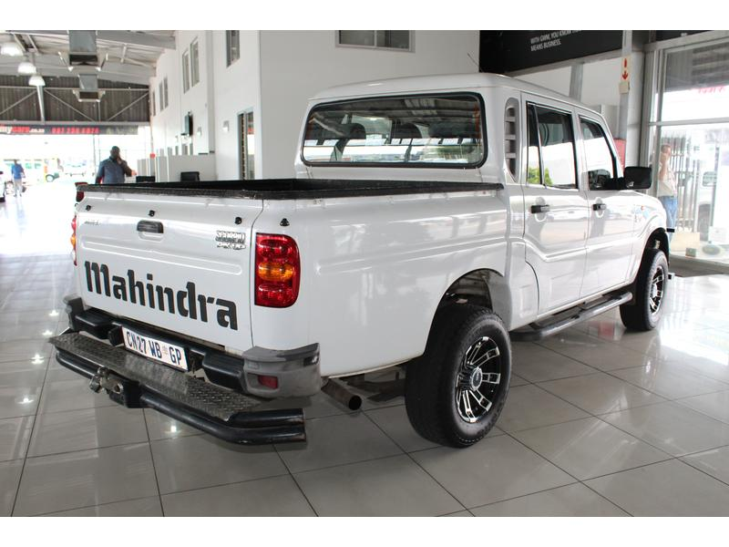2012 Mahindra Scorpio Pik-up 2.2CRDe Double Cab- Picture 5