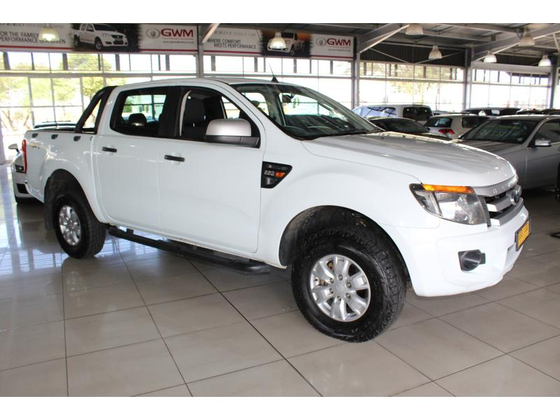2015 Ford Ranger 2.2TDCi Double Cab 4x4 XLS