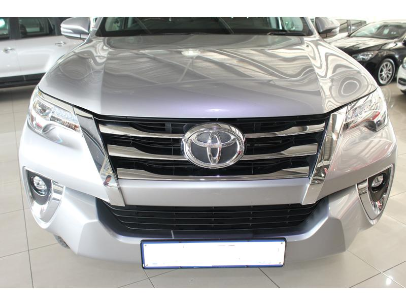 2019 Toyota Fortuner 2.8GD-6 4x4 Auto- Picture 9