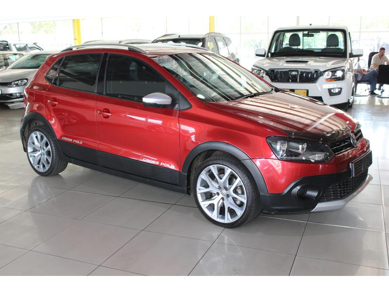 2017 Volkswagen Cross Polo 1.2TSI