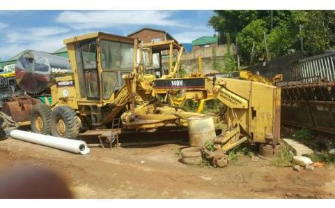 Caterpillar 140h graders for sale in South Africa - AutoTrader
