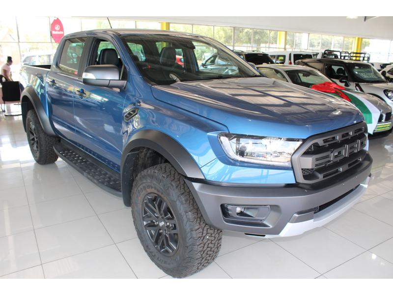2020 Ford Ranger 2.0Bi-Turbo Double Cab 4x4 Raptor