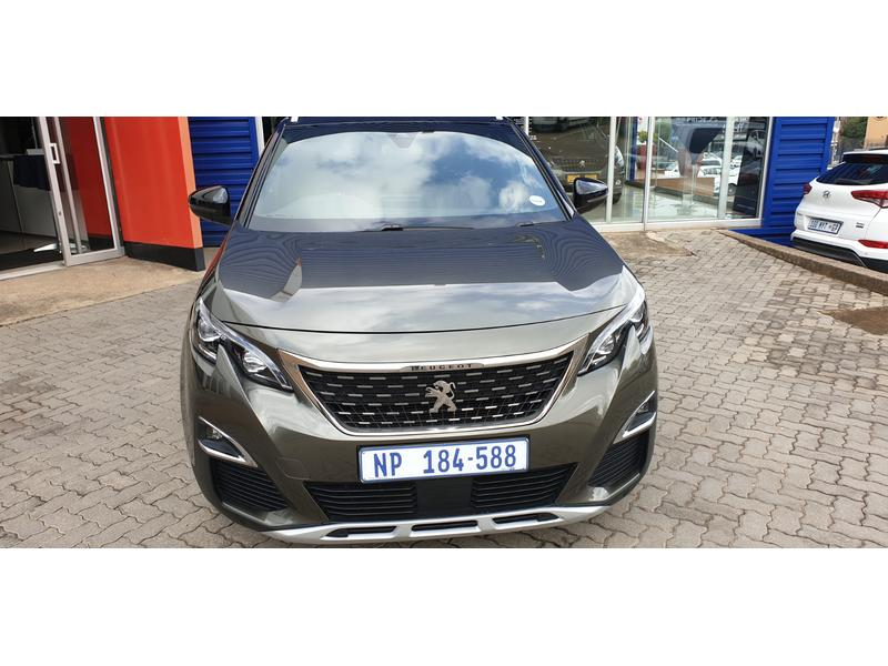 2018 Peugeot 3008 1.6 Thp Gt-Line At