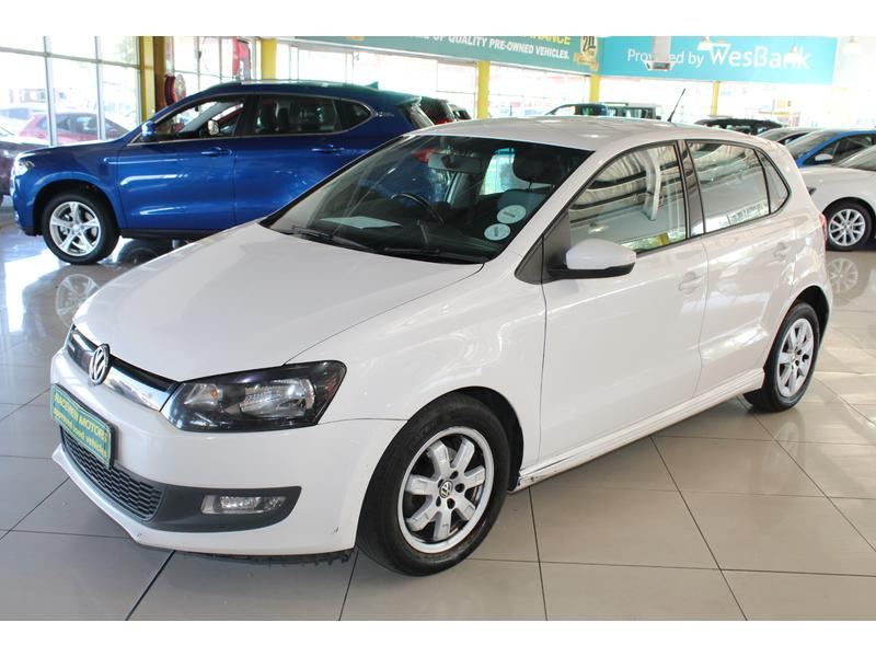 2013 Volkswagen Polo Hatch 1.2TDI BlueMotion- Picture 2