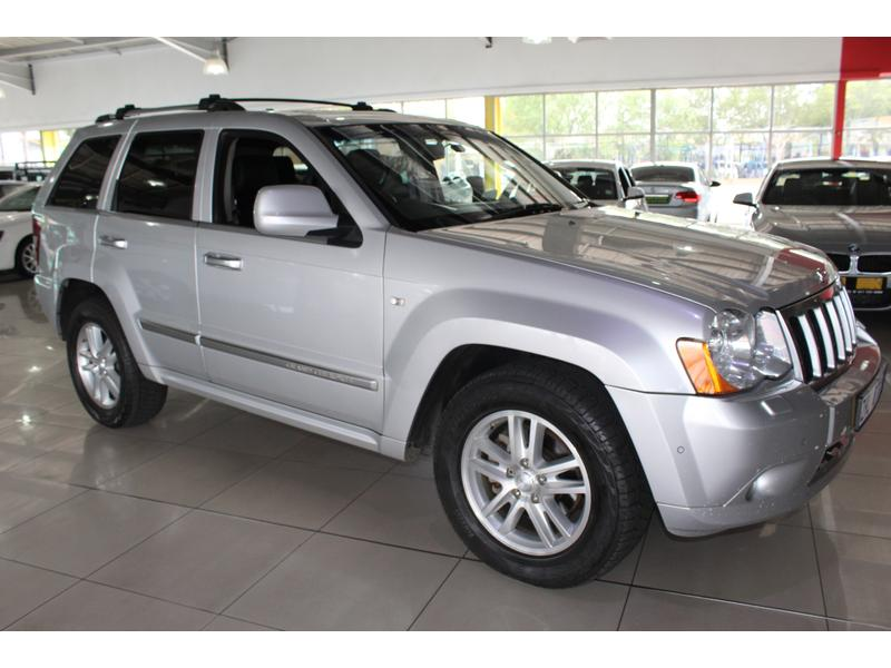 2010 Jeep Grand Cherokee 3.0L CRD Overland