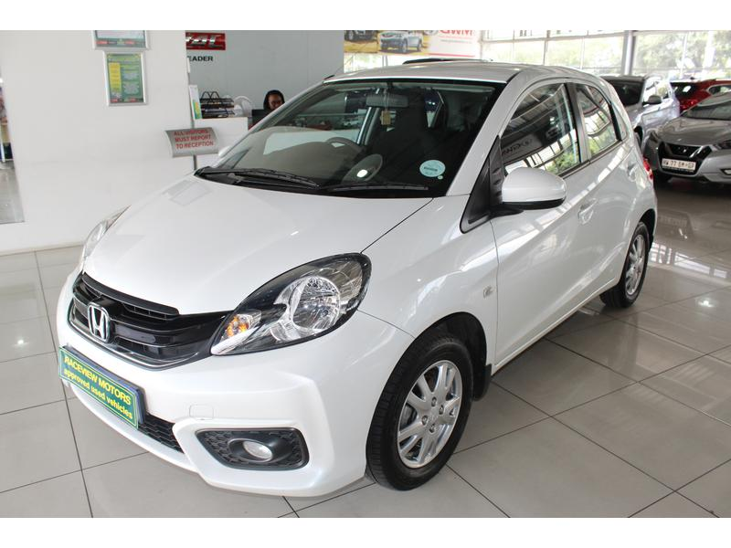 2019 Honda Brio Hatch 1.2 Comfort- Picture 3