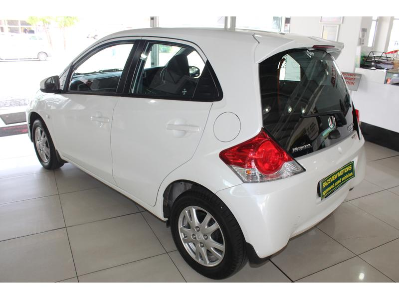 2019 Honda Brio Hatch 1.2 Comfort- Picture 4