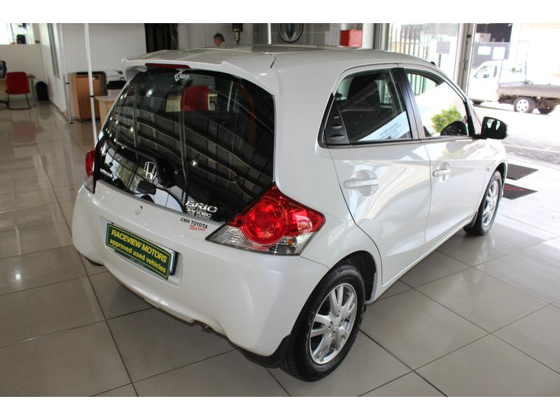2019 Honda Brio Hatch 1.2 Comfort- Picture 5