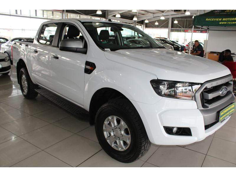 2018 Ford Ranger 2.2TDCi Double Cab 4x4 XLS Auto