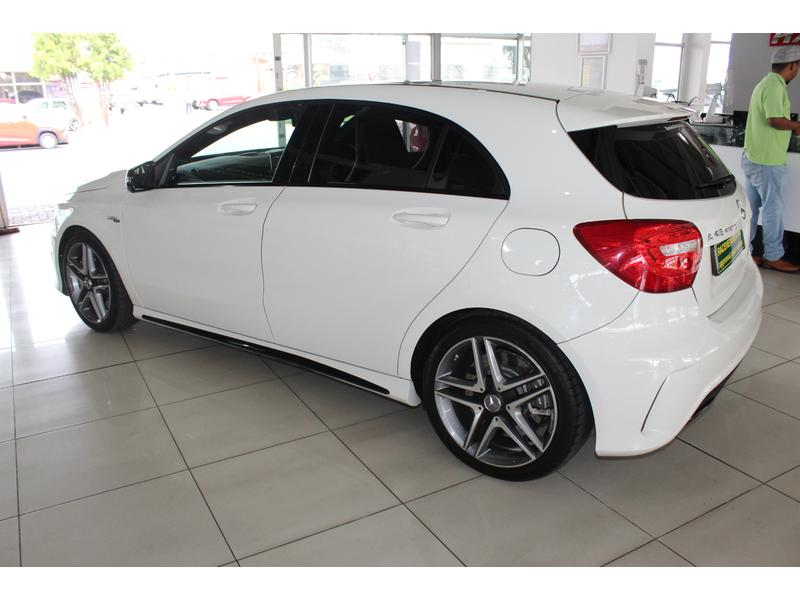 2015 Mercedes-Benz A-Class A45 AMG 4Matic Edition 1- Picture 9