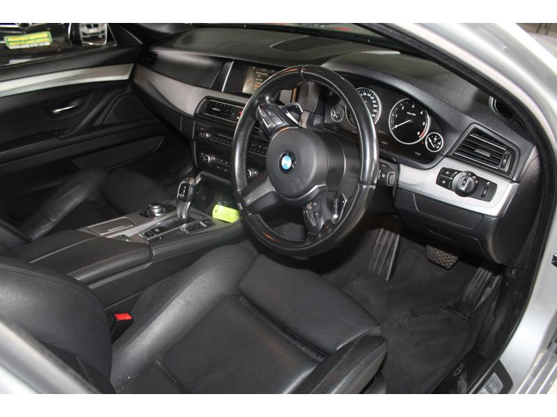 2015 BMW 5 Series 520d M Sport- Picture 2