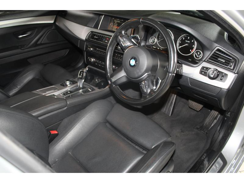 2015 BMW 5 Series 520d M Sport- Picture 3