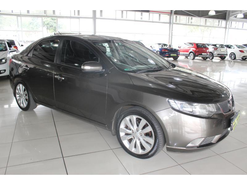 2010 Kia Cerato Sedan 2.0 SX Auto