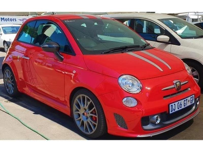 Abarth 695 Tributo Ferrari For Sale In Pretoria Id 24870595