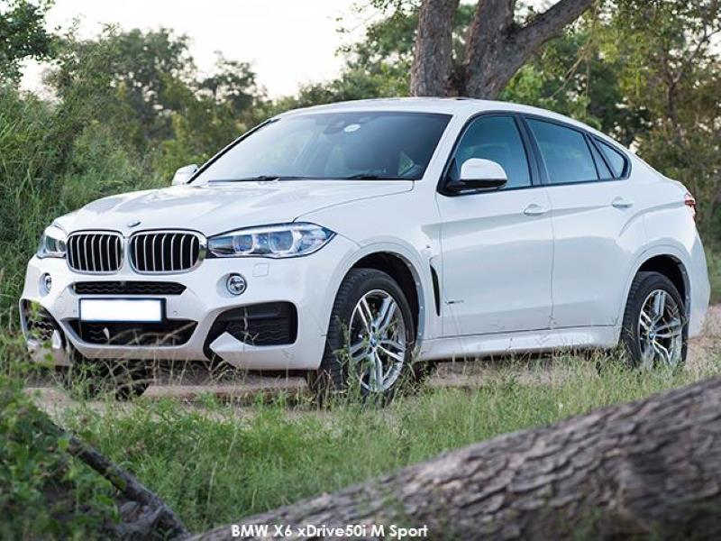 Is The New Bmw X6 Better Than The Original Sports Activity Coupé