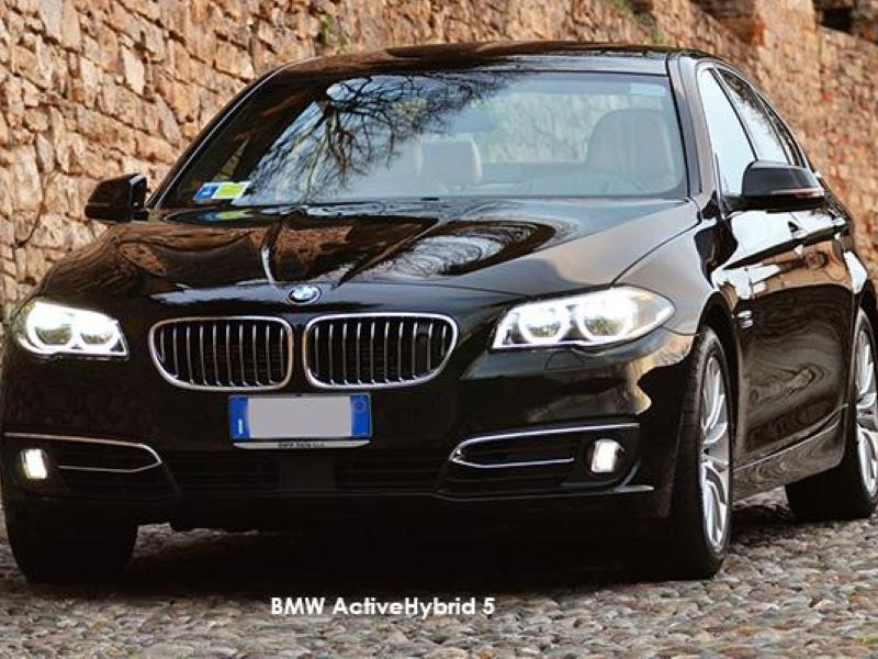 How Is The Bmw Activehybrid 5 Different Expert Bmw 5 Series Car