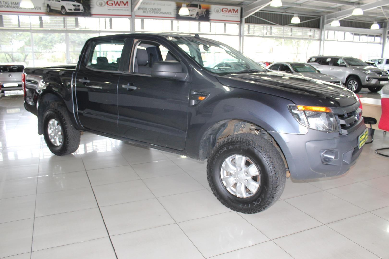 2015 Ford Ranger 2.5 Double Cab Hi-Rider XL