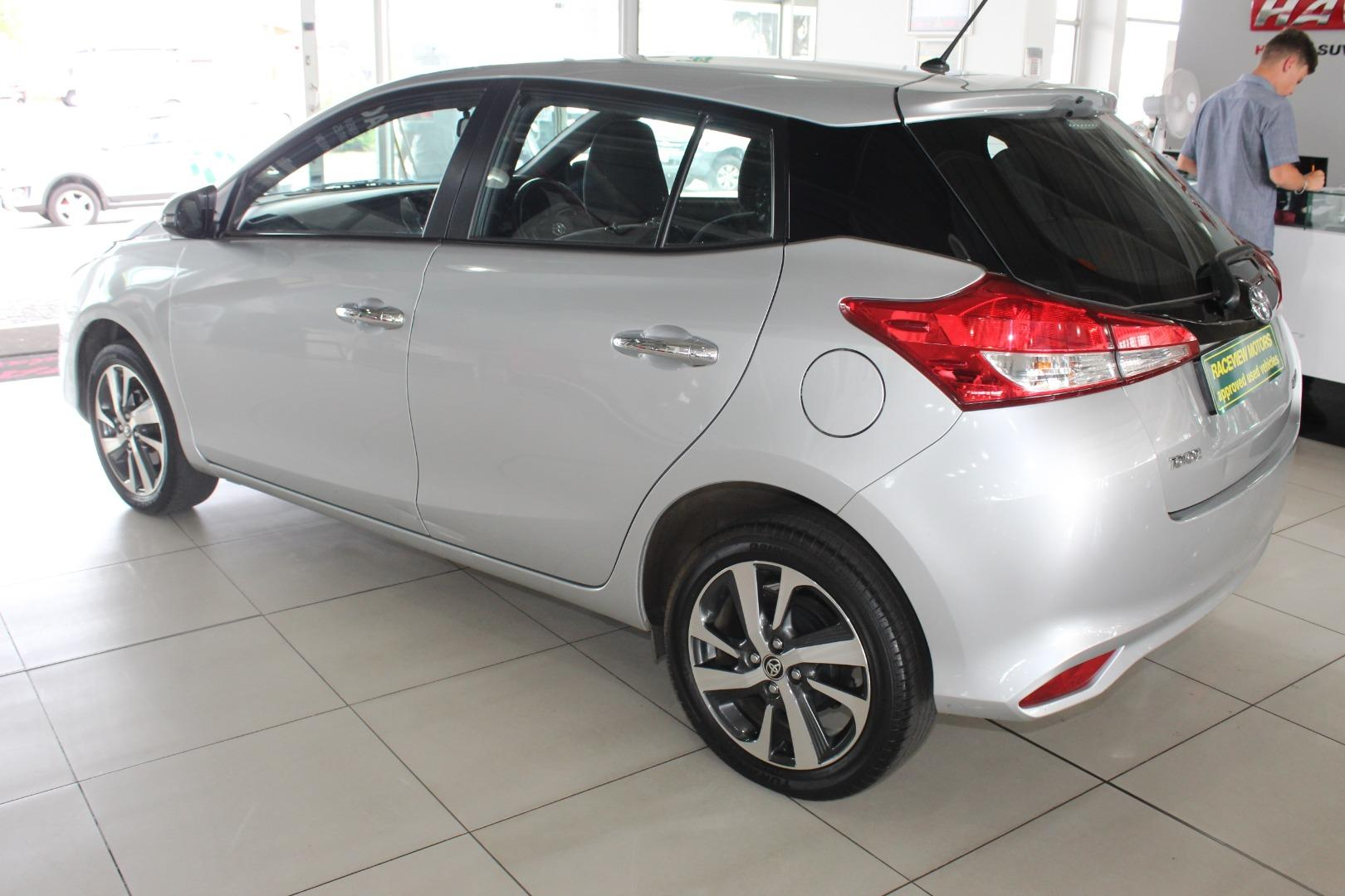 2018 Toyota Yaris 1.5 Xs Auto- Picture 2