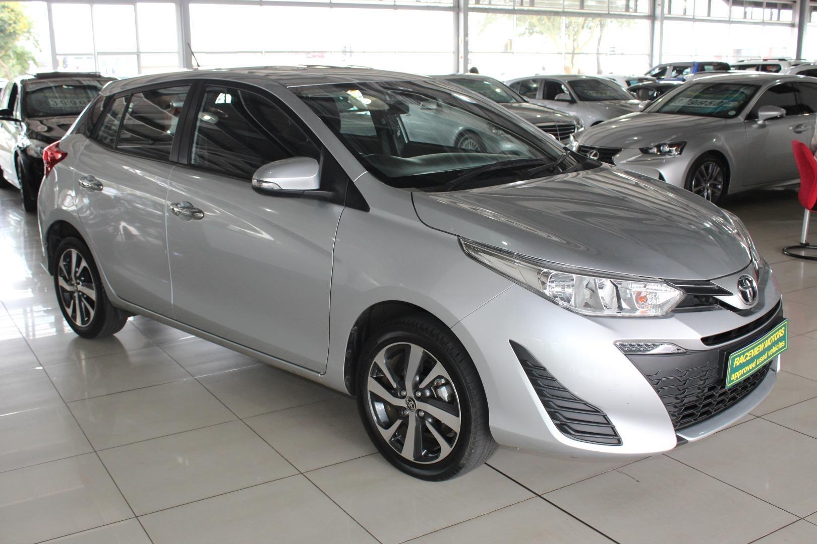 2018 Toyota Yaris 1.5 Xs Auto