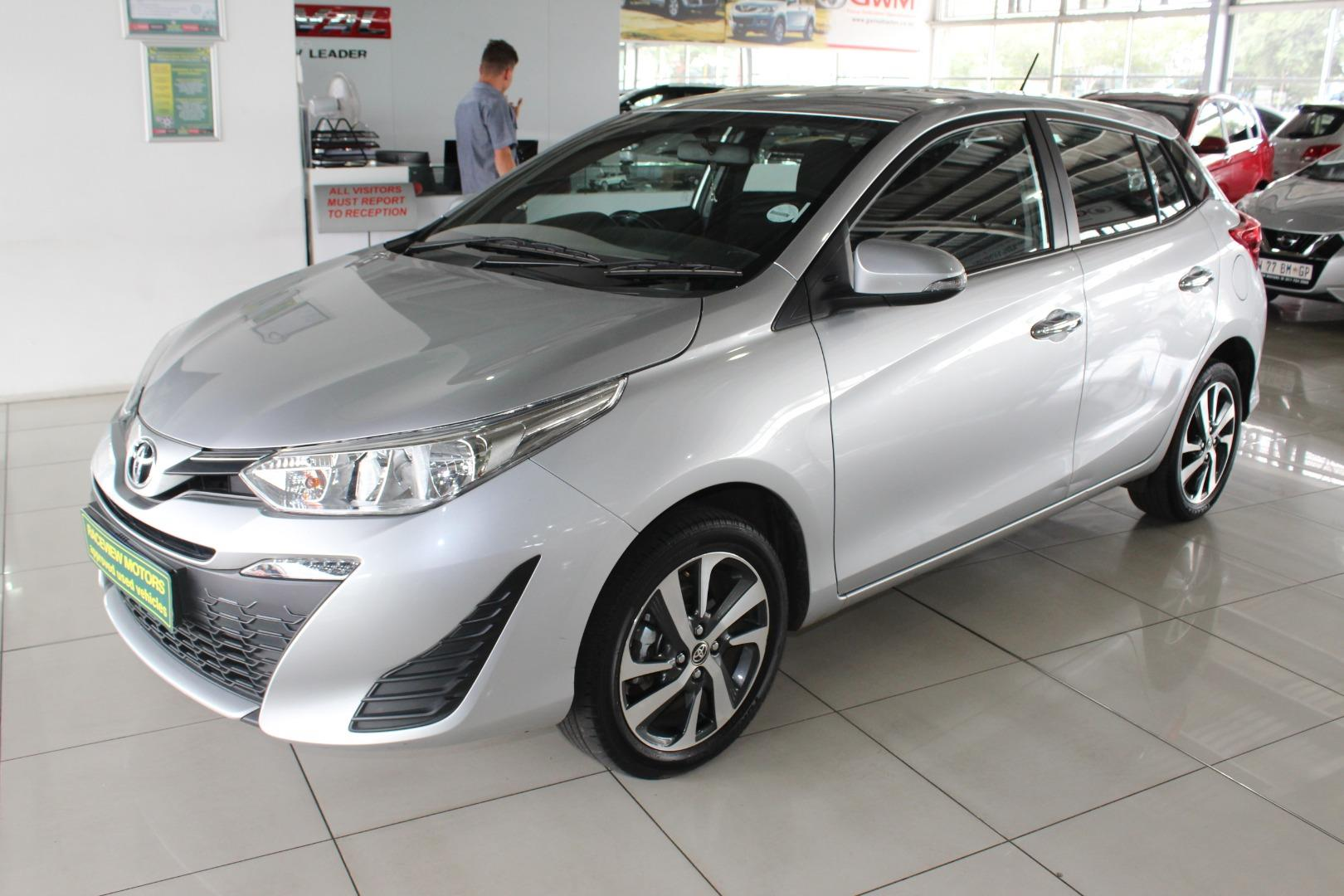 2018 Toyota Yaris 1.5 Xs Auto- Picture 3