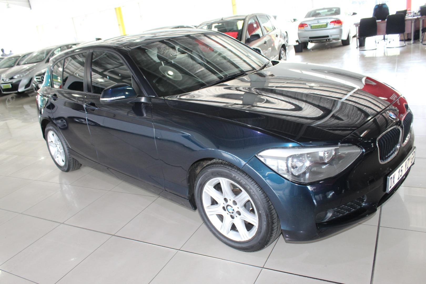 2012 BMW 1 Series 118i 5-Door