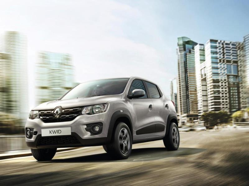 The New Renault Kwid Motoring News And Advice Autotrader