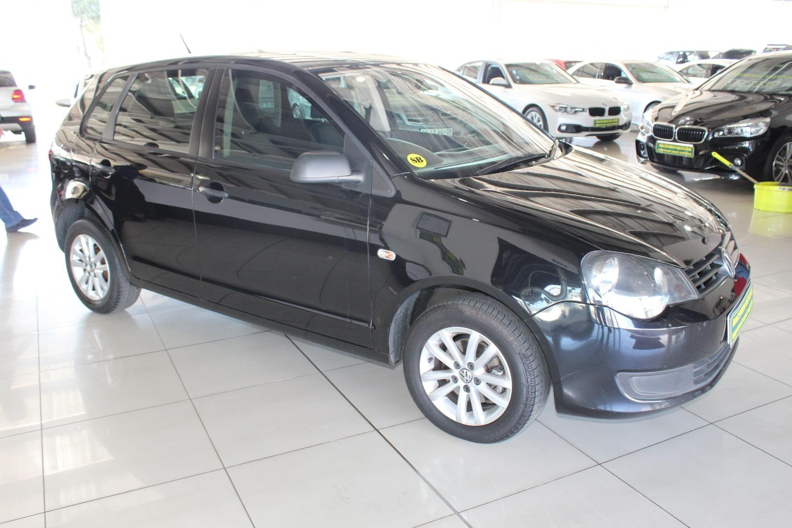 2012 Volkswagen Polo Vivo 5-Door 1.6 Trendline