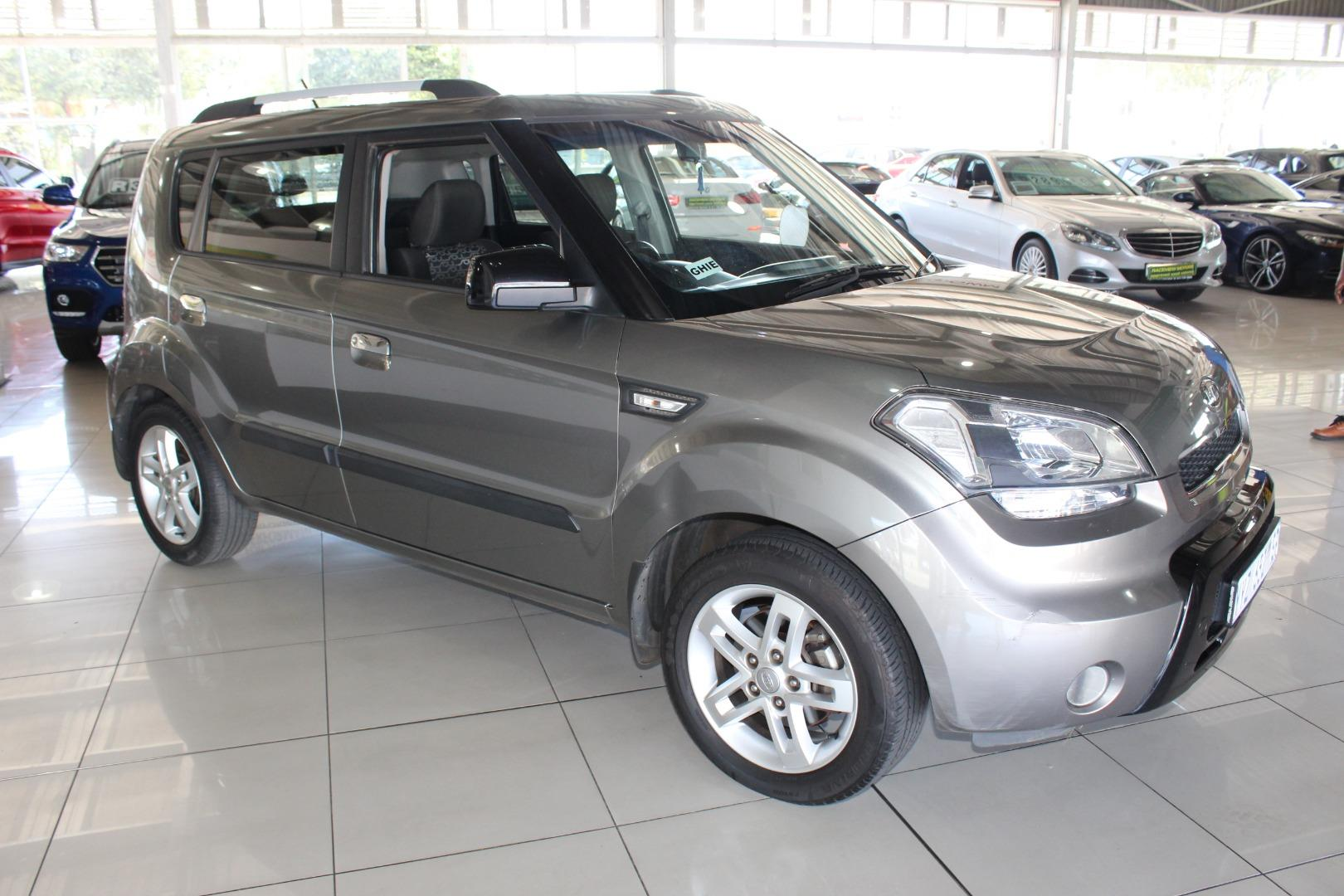 2010 Kia Soul 1.6 High-Spec