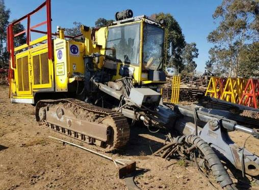 KOMATSU 475-3 RECON DOZER BLADE for sale in Witbank - ID