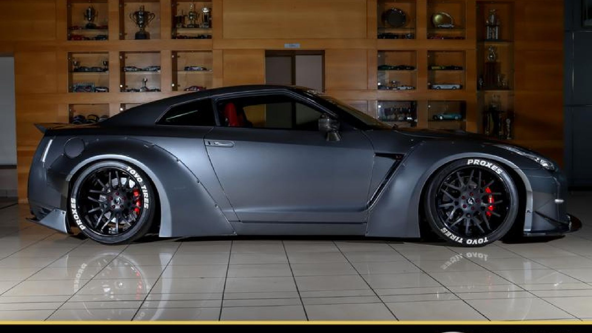 Nissan GT-R (Premium Edition) at Speedy Car Sales