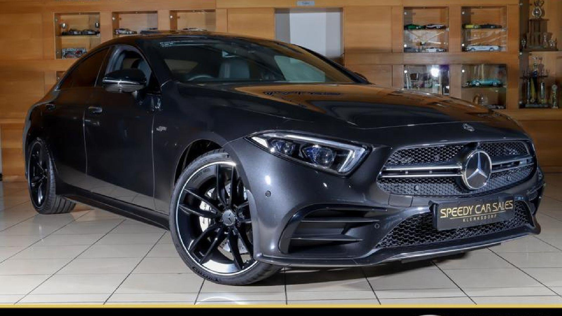 Mercedes-AMG CLS (CLS53 4Matic+ Edition 1) at Speedy Car Sales
