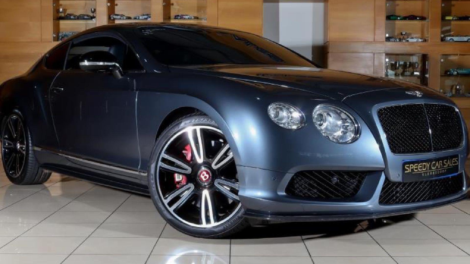 Bentley Continental (GT V8) at Speedy Car Sales